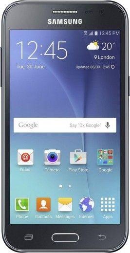 Смартфон Samsung Galaxy J2 Duos J200H Black