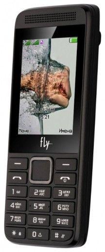 Мобильный телефон Fly FF241 Black