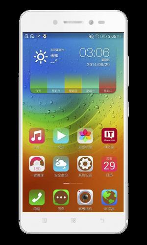 Мобильный телефон Lenovo S90 32GB Platinum