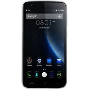 Мобильный телефон Doogee Valencia 2 Y100 Plus White