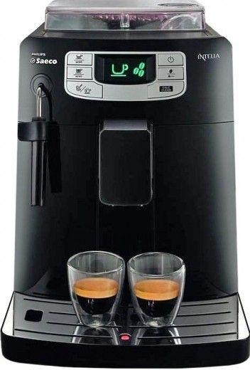 Кофеварка Saeco Intelia Focus (HD8751/19)