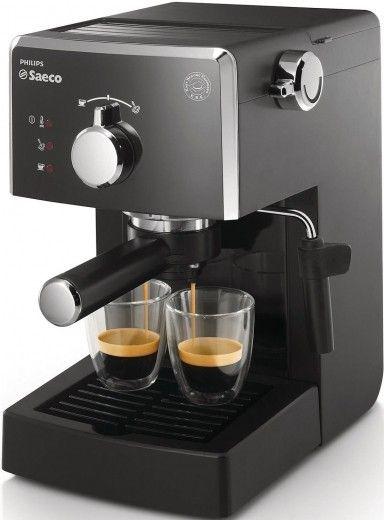 Кофеварка Saeco Poemia Focus Espresso (HD8423/09)