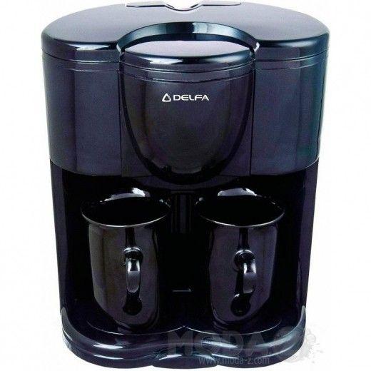 Кофеварка Delfa DCM-622