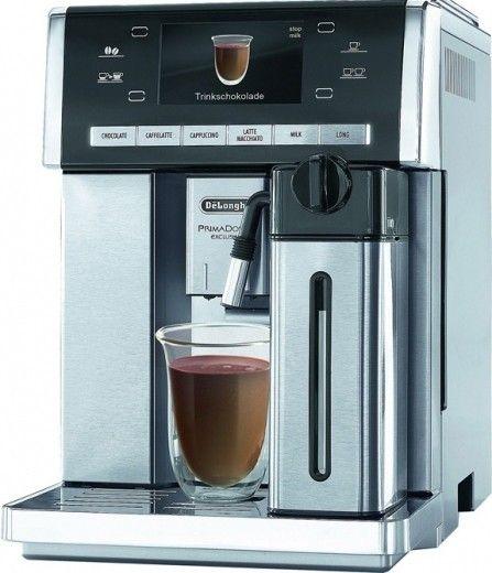 Кофеварка Delonghi PrimaDonna Exclusive ESAM 6900.M