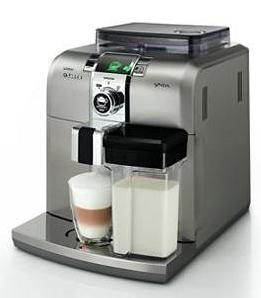 Кофеварка Saeco Syntia Cappuccino SS (HD8838/09)