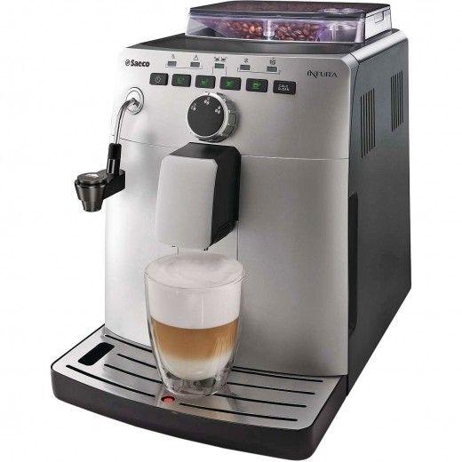 Кофеварка Saeco Intuita Cappuccino (HD8750/99)
