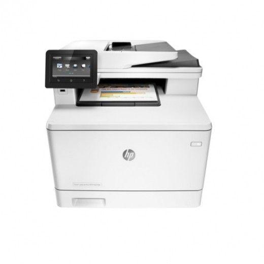 МФУ HP Color LaserJet Pro M477fdn (CF378A)