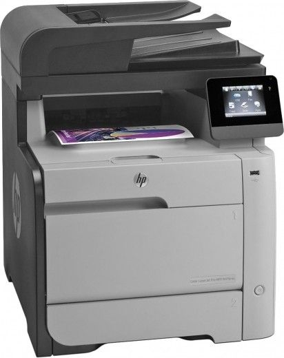 МФУ HP Color LaserJet Pro M476nw (CF385A)