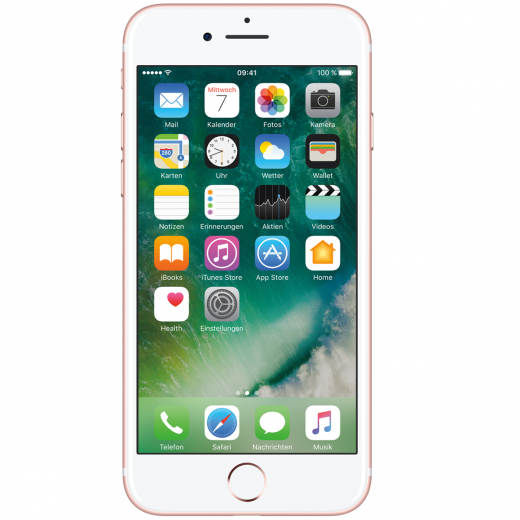 Смартфон Apple iPhone 7 128GB Rose Gold (MN952)