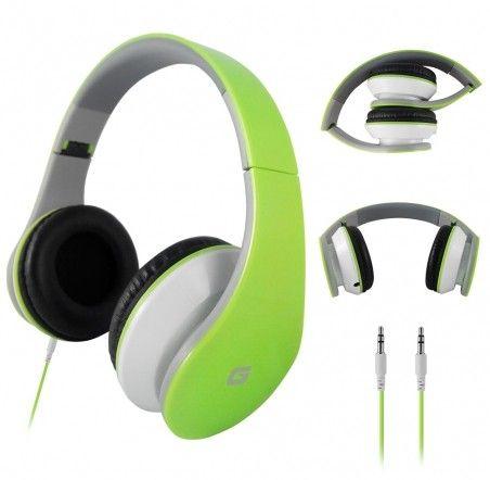 Наушники G.Sound D5024Gn Green
