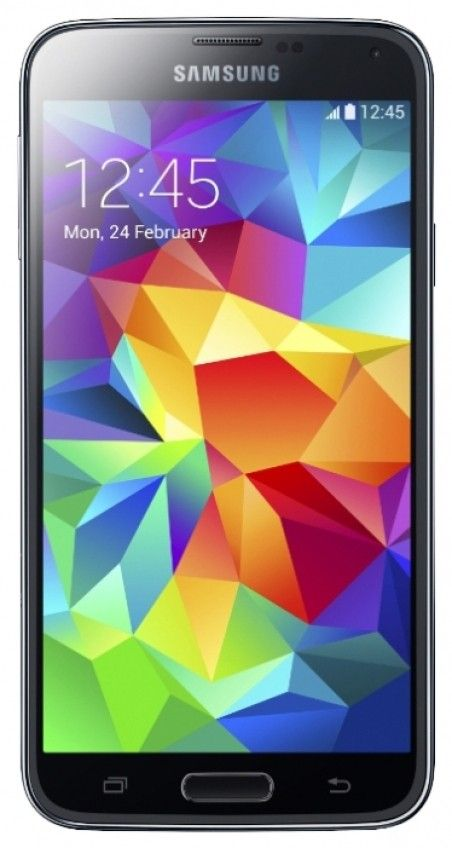 Смартфон Samsung Galaxy S5 Duos G900F (SM-G900FZKVSEK) Black