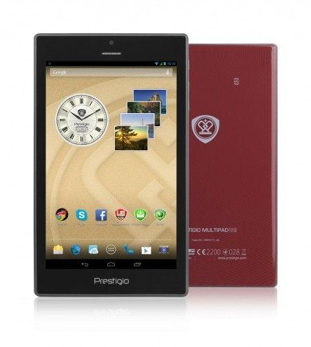 Планшет Prestigio MultiPad Color 7.0 3G Red (PMT5777_3G_D_RD)
