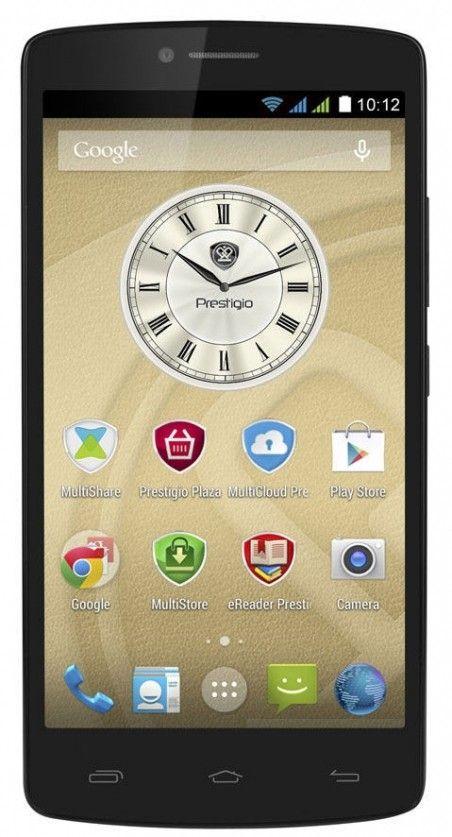 Мобильный телефон Prestigio MultiPhone 5550 Duo Black