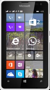 Мобильный телефон Microsoft Lumia 435 DS White