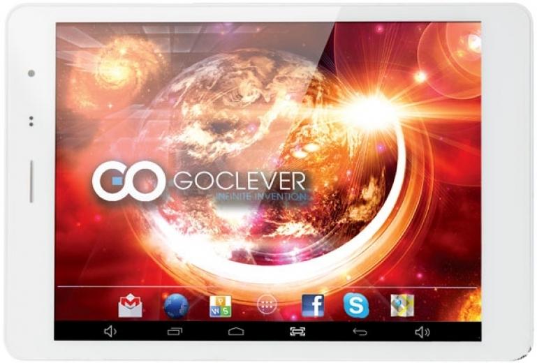 Планшет GoClever Aries 785 3G White