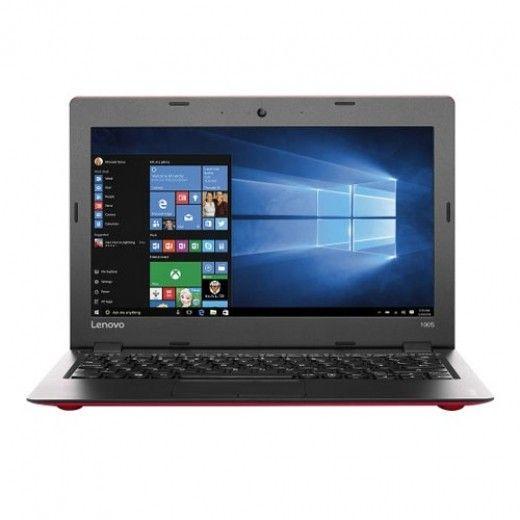 Ноутбук Lenovo IdeaPad 100S (80R20068UA) Red-Black 11.6