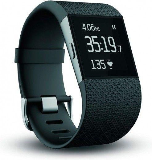 Фитнес-трекер Fitbit Surge Large (FBSUBKL) Black ОЕМ - без коробки