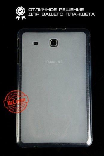 Силиконовый чехол BeCover для Samsung Tab E 9.6 T560/T561 Transparancy