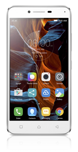 Мобильный телефон Lenovo Vibe K5 (A6020a46) Plus Silver