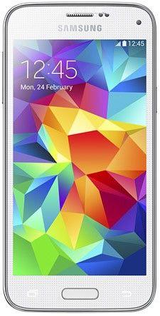 Мобильный телефон Samsung G800H Galaxy S5 Mini Duos Shimmery White