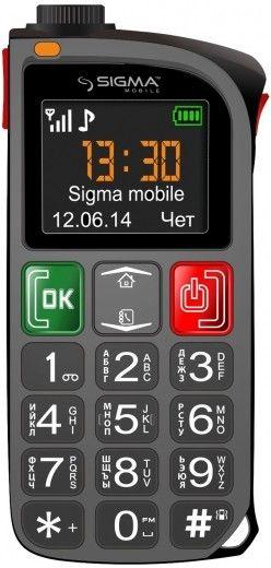 Мобильный телефон Sigma mobile Comfort 50 Light Grey
