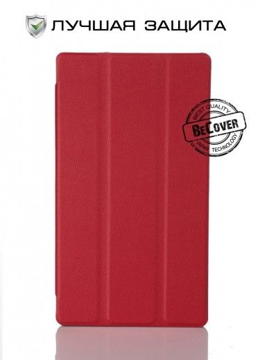 Чехол-книжка BeCover Smart Case для Lenovo Tab 2 A7-30 Red
