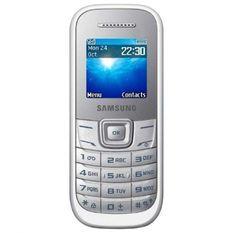 Мобильный телефон Samsung Keystone3 (SM-B105E) SS White