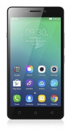 Мобильный телефон Lenovo VIBE P1m Black