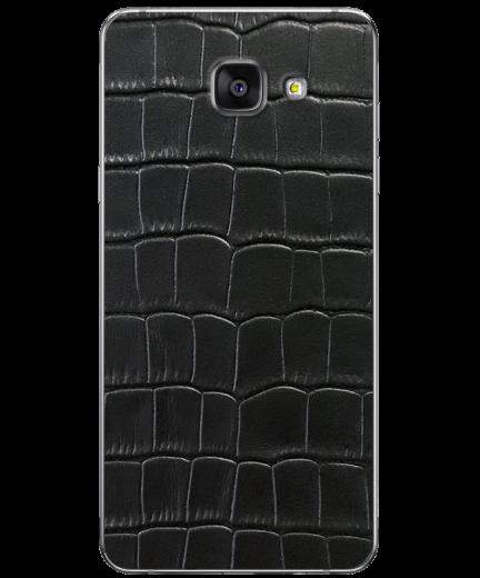 Кожаная наклейка Classic Croco для Samsung Galaxy A7 (2016)