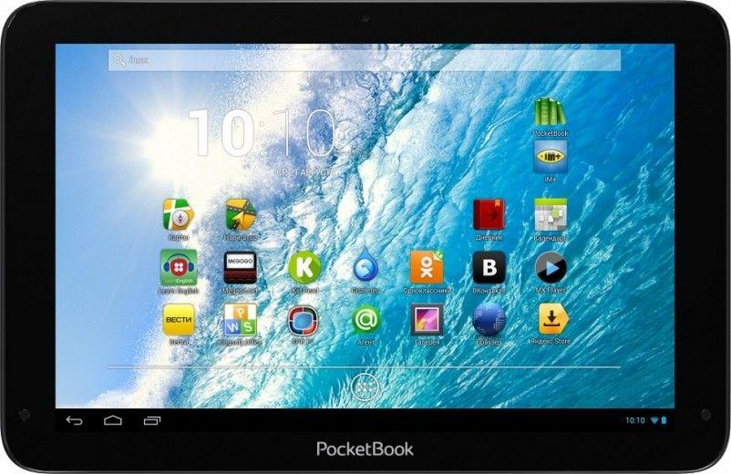 Планшет PocketBook Surfpad 2 Gray (PBS2-Y-CIS)