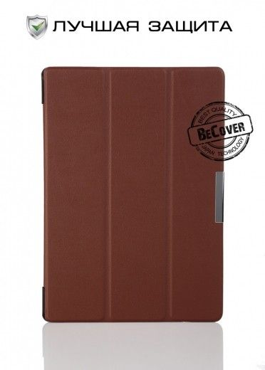 Чехол-книжка BeCover Smart Case для Lenovo Tab 2 A10-70 Brown