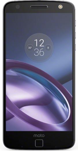 Мобильный телефон Motorola Moto Z Black