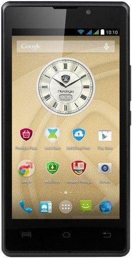 Мобильный телефон Prestigio MultiPhone 3453 Wize A3 Black