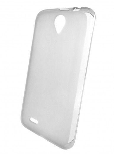 Чехол GlobalCase (TPU) для Lenovo A850 White