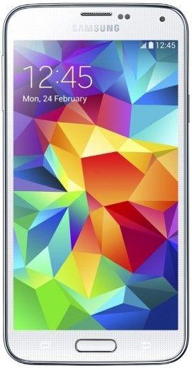 Смартфон Samsung Galaxy S5 Duos G900F (SM-G900FZWVSEK) White