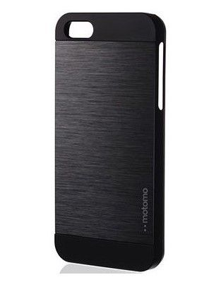 Накладка Motomo Metal Case iPhone 6 Black