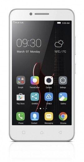 Мобильный телефон Lenovo Vibe C A2020a40 Dual Sim LTE White