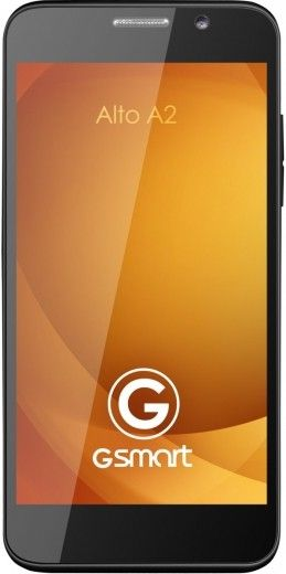 Смартфон Gigabyte GSmart Alto A2 Black