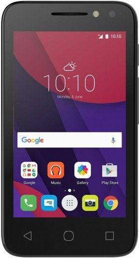 Мобильный телефон Alcatel 4034D Volcano Black
