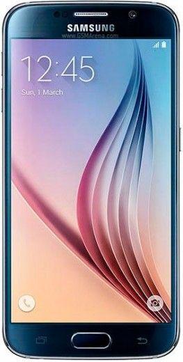 Мобильный телефон Samsung Galaxy S6 64Gb G920FD (SM-G920FZKVSEK) Black
