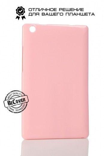 Силиконовый чехол BeCover для Lenovo Tab 2 A8-50 Pink