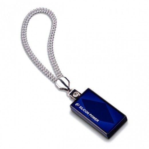 USB флеш накопичувач Silicon Power Touch 810 8GB Blue (SP008GBUF2810V1B)