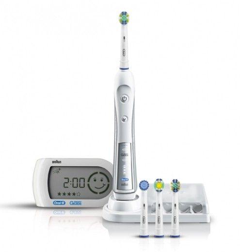 Электрическая зубная щетка BRAUN Oral-B Triumph Professional Care 5000