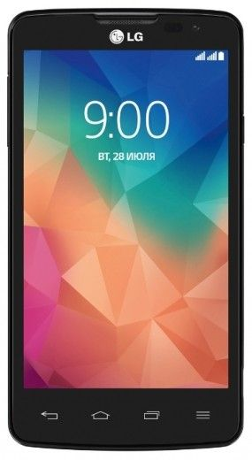 Мобильный телефон LG L60 Dual X135 Black