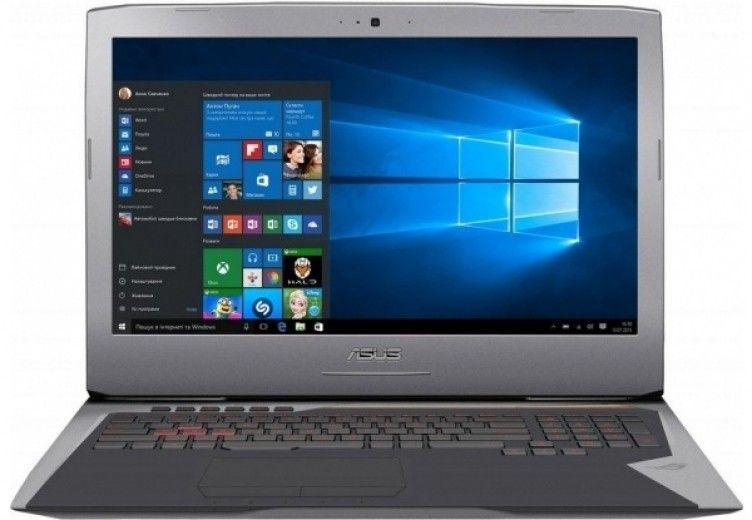 Ноутбук Asus ROG G752VL (G752VL-T7032T)