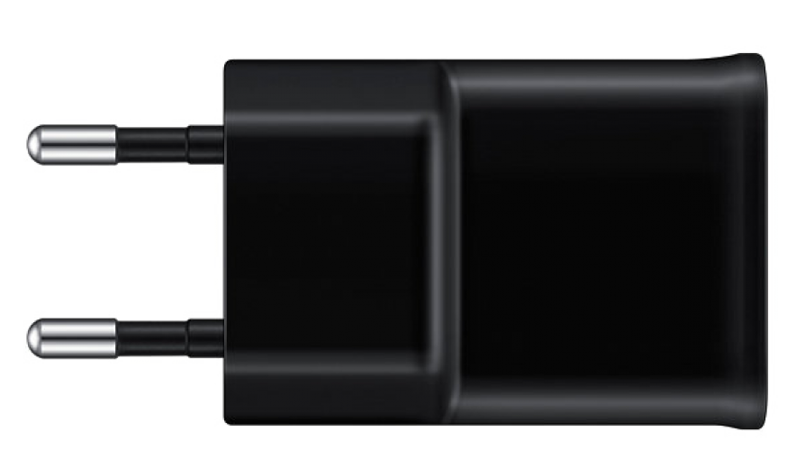 Сетевое зарядное устройство Samsung EP-TA12EBEUGRU Black