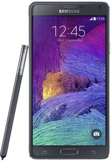 Мобильный телефон Samsung Galaxy Note 4 N910H Black
