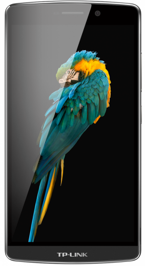 Смартфон TP-LINK Neffos C5 Max (TP702A) Dark Grey