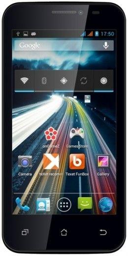 Смартфон TeXet TM-4672 X-navi Black