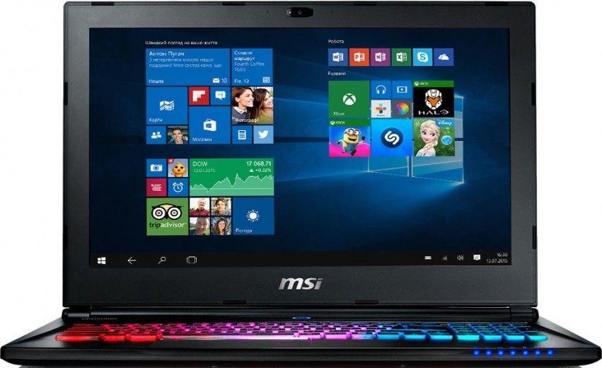 Ноутбук MSI GS60 6QE Ghost Pro (GS606QE-428UA)